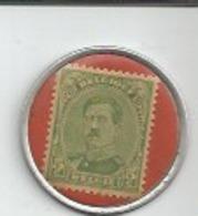 Jeton Monnaie Belge-très Rare-parfait état - Monétaires / De Nécessité