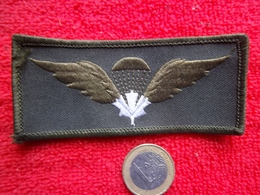 Parachutiste Canada Brevet , Tissu - Ecussons Tissu