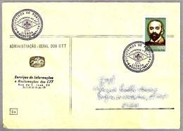 ESCUTEIROS DE PORTUGAL - X JAMBOREE NO AR - SCOUTS. Lisboa 1967 - Brieven En Documenten