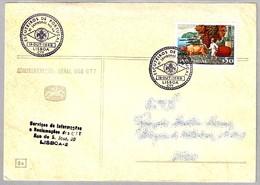 ESCUTEIROS DE PORTUGAL - XI JAMBOREE NO AR - SCOUTS. Lisboa 1968 - Brieven En Documenten