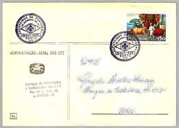 ESCUTEIROS DE PORTUGAL - XII JAMBOREE NO AR - SCOUTS. Porto 1969 - Brieven En Documenten