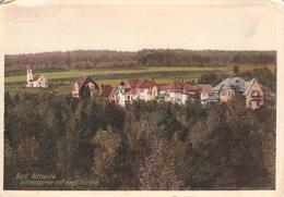 BAD ALTHEIDE - AK 1922 -> BERLIN W. 50 //ak10 - Schlesien