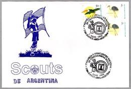 ENCUENTRO NACIONAL DE COLECCIONISTAS SCOUTS. Buenos Aires, Argentina, 1996 - Brieven En Documenten