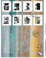 2019 D DAY 6.6.1944  .2019  RARE OBLITERATION DE RANVILLE Collector Officiel De La Poste - France