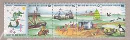 1988 Nr 2273B** Postfris.De Zee Met Vignet Zeemeermin - Belgien