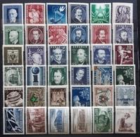 Österreich 1948-1955, Partie MNH Postfrisch - 1945-.... 2. Republik