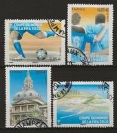 FRANCE:, Obl., N° YT 4481 à 4484, Sérei, TB - France