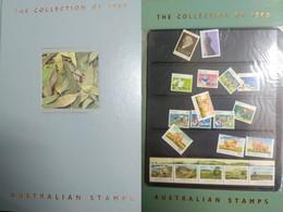 J) 1989 AUSTRALIA, AUSTRALIAN STAMP, COLLECTION BOOCK, XF - Books, Magazines, Comics