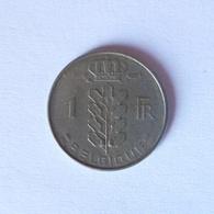 1 Franc Münze Aus Belgien Von 1960 (sehr Schön) FRA - 1951-1993: Baudouin I