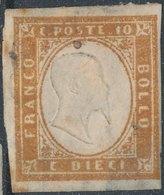 ITALY - SARDINIA, 1855, Mi SA11 - Sardinia