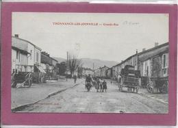 52.- THONNANCE -LES-JOINVILLE .- Grande Rue - Andere Gemeenten
