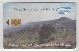 ERITREA ERITEL THREE SEEASONS IN TWO HOURS COUNTRYSIDE THE ROCK - Eritrea