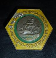 Concentration Nationale De Motos -  Du Mimosa - Mandelieu-La Napoule 1973 - Réf, BB 7 - Motorfietsen