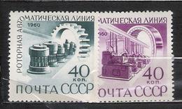 1960 - N. 2305/06* - N. 2320** (CATALOGO UNIFICATO) - 1923-1991 URSS