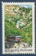 "FR YT 3017 "" Train Ajaccio-Vizzavona "" 1996 Neuf** - Nuovi"