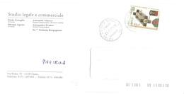 2001 £800 €041 CAVALIERI DEL LAVORO - 1946-.. République
