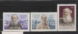 1960 - N. 2346/48** (CATALOGO UNIFICATO) - 1923-1991 URSS