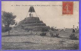 Carte Postale 70. Morey  Poste Et Télégraphe  Très Beau Plan - Other Municipalities