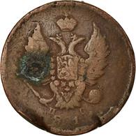 Monnaie, Russie, Alexander I, 2 Kopeks, 1814, Saint-Petersburg, B+, Cuivre - Rusland