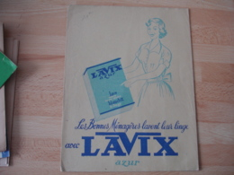 Lavix Lave Blanchit Protege Cahier Cahiers - Omslagen Van Boeken