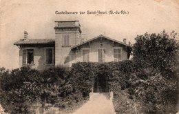 Carte Postale Ancienne - Dép. 13 - CASTELLAMARE Par SAINT HENRI - A Identifier - Usure Bas Gauche - - France