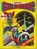 Goldorak Spécial N° 8 Antenne 2 édition Télé-guide - Altri