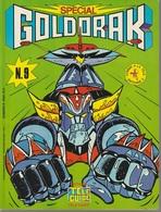 Goldorak Spécial N° 9 Antenne 2 édition Télé-guide - Altri