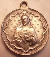 Lot 4 Petites  Médailles Religieuses 5 - Religion & Esotérisme