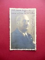 Autografo Luigi Orsini Fotografia Dedica Arturo Toscanini Villa Helia 1941 - Foto