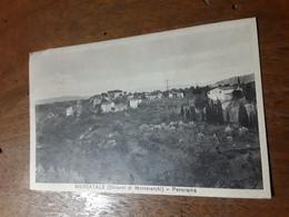 Cartolina Postale 1936, Arezzo, Mercatale, Valdarno Montevarchi - Arezzo