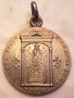 Médaille NOTRE DAME DE MOULINS Priez Pour Nous    2 - Religion & Esotérisme
