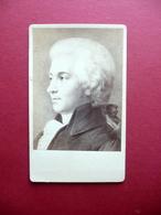 Fotografia Wolfgang Amaedus Mozart Foto Schroeder Berlino 1870 Circa Musica - Foto