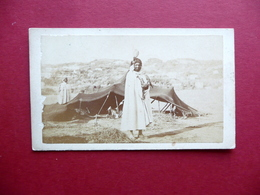 Fotografia Originale Chasse Caccia Foto C. Portier Algeri Algeria Primo '900 - Foto