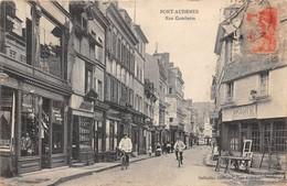 PONT-AUDEMER - Rue Gambetta - Pont Audemer