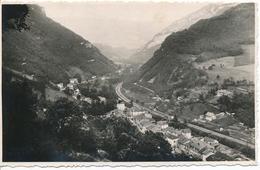 SAINT RAMBERT EN BUGEY (01.Ain) Vue Générale Et Vallée De Tenay Traversée Par Chemin De Fer - Other Municipalities