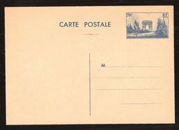 France Entier Postal YT 403 CP1 Neuf Sans Charnières ** MNH état Luxe Cote 8€ - Postal Stamped Stationery