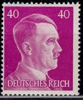 Germany, 1941, Adolf Hitler, 40pf, MNH - Alemania