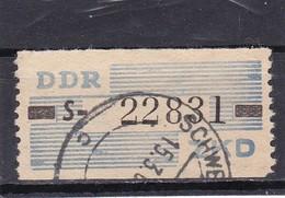 DDR, Dienst: ZKD Nr. 26 S, Gest. Mi. 80,- Euro (T 14893) - DDR