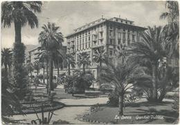 V4202 La Spezia - Giardini Pubblici / Viaggiata 1956 - La Spezia