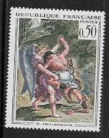 Maury 1376 - 50 C Eugène Delacroix - * - France