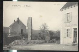 CPA St Micaud - Le Menhir - Circulée - Other Municipalities