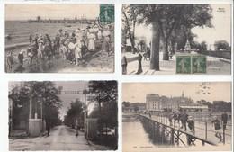 33 GIRONDE Lot De 10 Cartes Animations - 5 - 99 Postcards