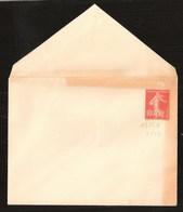 France Entier Postal YT 138 E5 Enveloppe Neuve Sans Charnières ** MNH Cote 9.50€ Intérieur Vert Gomme D'origine - Standaardomslagen En TSC (Voor 1995)