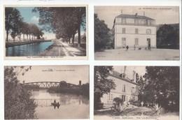 39 JURA  Lot De 8 Cartes Animations - 5 - 99 Postcards