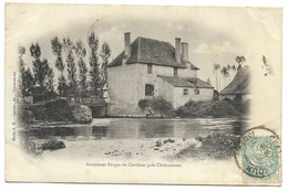 36-CHATEAUROUX-Anciennes Forges De Clavières... 1903 - Chateauroux