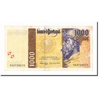Billet, Portugal, 1000 Escudos, 1996, 1996-10-31, KM:188b, SUP - Portugal