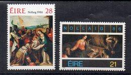 IRLANDE - EIRE - IRELAND - 1986 - CHRISTMAS - NOEL - WEIHNACHTEN - - 1949-... Republic Of Ireland