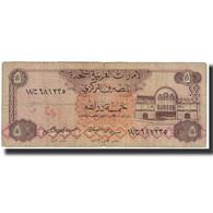 Billet, United Arab Emirates, 5 Dirhams, KM:7a, B - Emirats Arabes Unis
