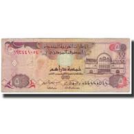 Billet, United Arab Emirates, 5 Dirhams, 1995, KM:12b, TB - Emirats Arabes Unis