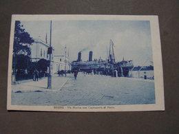Brindisi Hafen Schiffe * - Piroscafi